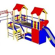Детский игровой комплекс ИК-6.18 фото