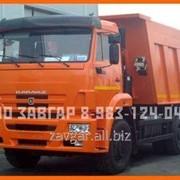 Самосвал Камаз 6520-6014-29 - 20 м3 с двигателем Cummins фото
