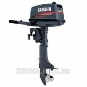 Лодочный мотор Yamaha 5CMHS фото