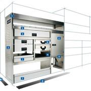 Модульные системы ALUCA - высокотехнологичная мебель, оборудование, инструмент — автосервиса на колесах. фото