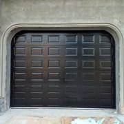 Итальянские гаражные ворота с пультом фото