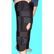 Тутор( иммобилизатор) на коленный сустав фото