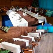 Скатерти для ресторанов в Казахстане фото