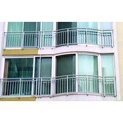 Остекление балконов и лоджий ПВХ фото