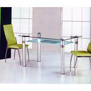 Оргстекло на стол: новое прочтение старой моды. фото
