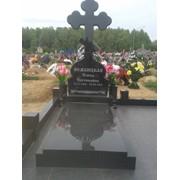Изготовление памятников из гранитов Китай, Россия, Финляндия, Карелия, Украина фото