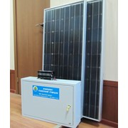 Комплект солнечной электростанции 300 Вт фото
