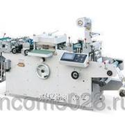 Высекальная машина для самоклеющихся этикеток логотипов WQM фото