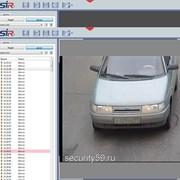 Система автоматического распознавания номеров автомобилей AutoTRASSIR 4 канал до 200 км/ч фото