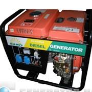 Генераторы дизельные Vitals (Латвия) LDG2200CL (2 кВт) D00-0999 фото