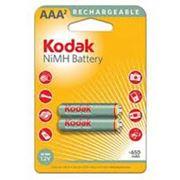 Kodak аккумуляторные батареи ААA(650mAh) K3AHR-2 для DECT телефонов фото