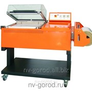 Универсальный термоусадочный упаковочный аппарат BSF-5540 (Упаковочные размеры 450*300*200) фото