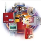 Установка систем пожарной сигнализации в Астане фото