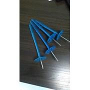 Дюбель зонтик с термоголовкой фото