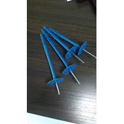 Дюбель для теплоизоляции Levod (гвоздь пластиковый) 10*200 фото