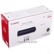 Заправка Картриджа Canon E-16 FC/PC 200/330/530/740/770/860 для лазерных принтеров
