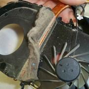 Чистка ноутбуков от пыли фото