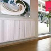 Установка (монтаж) радиаторов (батарей) отопления  фото