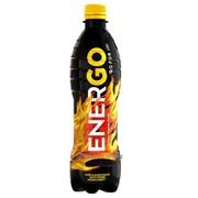 Напиток безалкогольный тонизирующий (энергетический ) сильногазированный «Энерго» («ENERGO») фото