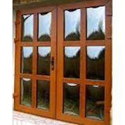 Окна и двери из ПВХ фото