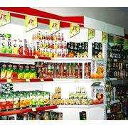 Мебель для продовольственных магазинов фото