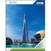 Лифты для высоты зданий Skyrise фото