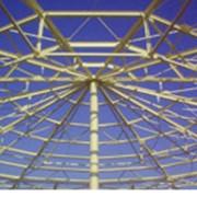 Здания и сооружения строительной индустрии, Здания и сооружения, Балки, Фермы, Прогоны, Элементы отделки фасадов. фото