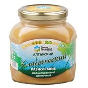 Разнотравие мёд натуральный фото