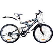 Велосипед Torrent Adrenalin Матовый серый) фото