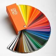 Окраска алюминиевого профиля порошковыми красками фото