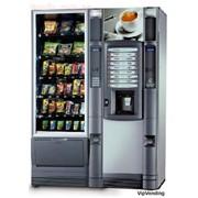 Автоматы торговые Necta Kikko ES6: кофейный и снековый автомат с морозильной установкой фото