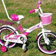 """Велосипед 16"""" Virginia от 3 до 7 лет - 3 цвета фото"""