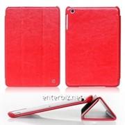 Чехол Hoco for Ipad 2/3/4/New Crystal Leather case Red (HA-L018R), код 51912 фото