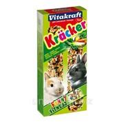 Крекер Vitakraft для кроликов, овощной 2 шт фото