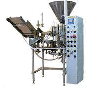 Автомат для фасовки в ламинатные и полиэтиленовые тубы фото