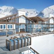 Проектирование горно-лыжных комплексов фото
