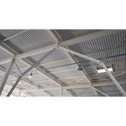 Монтаж железобетонных конструкций и гидроизоляции фото