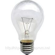 GE Лампа стандартная прозрачная 40A1/CL/E27 A50 фотография