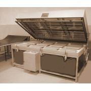 Вакуумный ламинатор 1400 х 2500 мм фото
