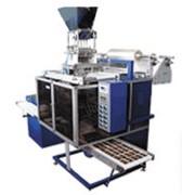 Автомат для упаковки вязких продуктов. 1-100гр в 4-х шовный пакет фото