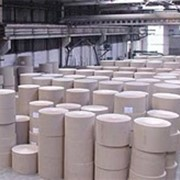 Картон Kraftliner Recycling dark brown/TL 1, объем рулона 0,934 фото