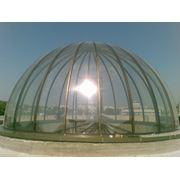 Купол для павильонов фото