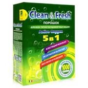 Порошок для ПММ CleanFresh 5 in1, 1 кг фото