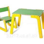 Комплект стульчик+стол Ляферрари фото