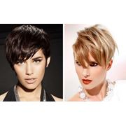 Ledies Haircut Short -Medium-Long фото