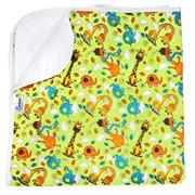Впитывающая пеленка GlorYes! Жирафы 80х68 см фото