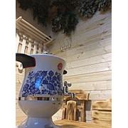 Чай из самовара Краснополянский фото