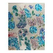 Anna Tkacheva, 3D-слайдер Crystal №355 «Цветы. Цветочки» фото
