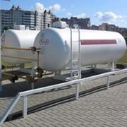Обвалованные сосуды объемом 10 кубических метров для авто-газозаправочных станций фото