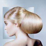 Цветное биоламинирование волос фото